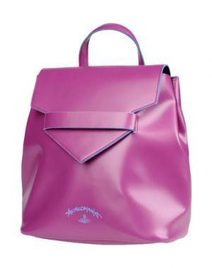 Рюкзаки и сумки на пояс VIVIENNE WESTWOOD ANGLOMANIA. Цвет: фиолетовый
