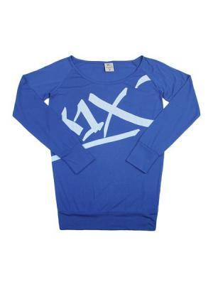 Лонгслив K1X. Цвет: синий