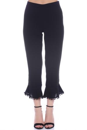 Trousers Moda di Chiara. Цвет: black