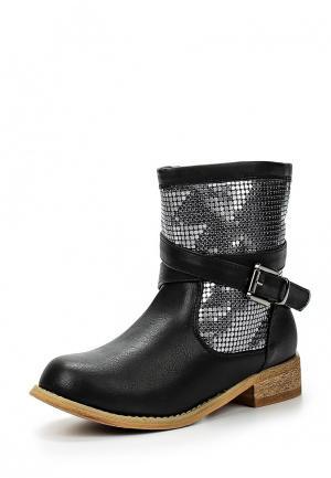 Полусапоги Retro Shoes. Цвет: разноцветный