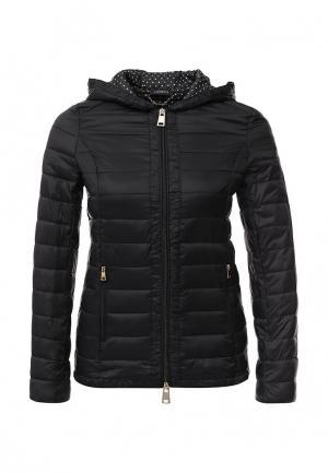 Куртка утепленная Motivi. Цвет: черный
