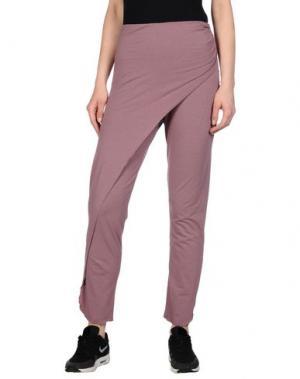 Повседневные брюки WEARGRACE. Цвет: пастельно-розовый