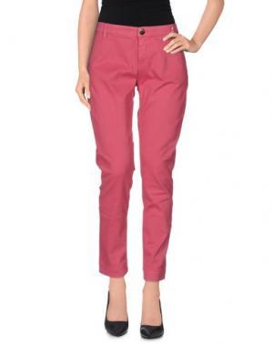 Повседневные брюки TOY G.. Цвет: фуксия