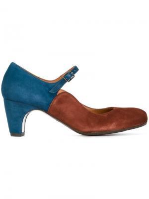 Туфли Nichis Chie Mihara. Цвет: коричневый