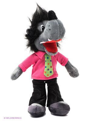 Плюшевая игрушка, Волк Ну, погоди 1Toy. Цвет: серый
