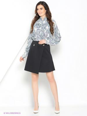 Блузка SEVONA. Цвет: белый