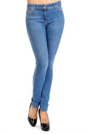 Jeans PPEP. Цвет: blue