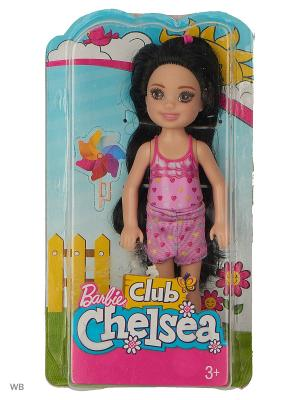 Куклы-челси в ассортименте Barbie. Цвет: бледно-розовый