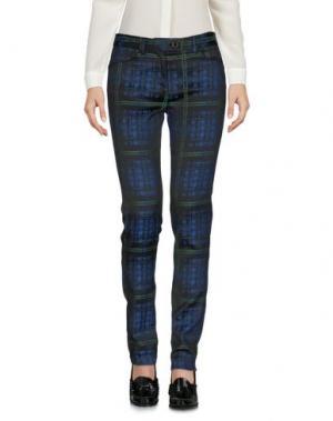 Повседневные брюки SAISON. Цвет: черный