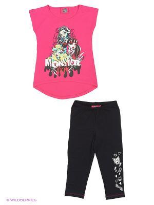 Комплект Monster High. Цвет: фиолетовый