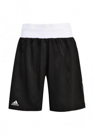 Шорты спортивные adidas Combat. Цвет: черный