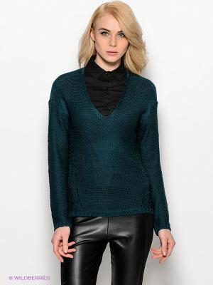 Пуловер Ada Gatti. Цвет: темно-зеленый