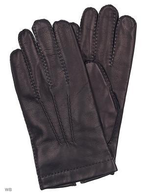Перчатки Malo. Цвет: темно-синий