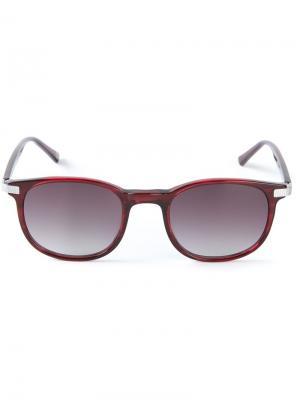 Солнцезащитные очки Rosecran Entourage Of 7. Цвет: коричневый