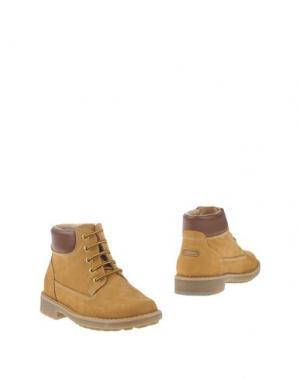 Полусапоги и высокие ботинки BALDUCCI FASHION. Цвет: песочный