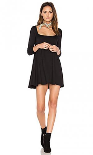 Платье hattie Riller & Fount. Цвет: черный