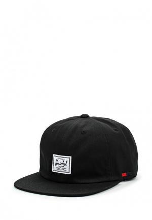 Бейсболка Herschel Supply Co. Цвет: черный