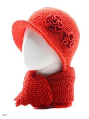Комплект Аленький цветочек ТТ. Цвет: красный