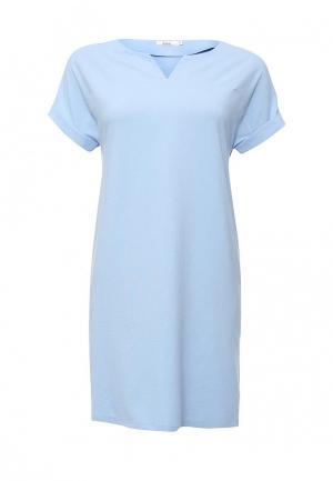 Платье Lina. Цвет: голубой