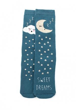 Комплект носков 2 пары Dorothy Perkins. Цвет: синий