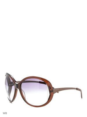 Солнцезащитные очки IS 11-135 07P Enni Marco. Цвет: коричневый
