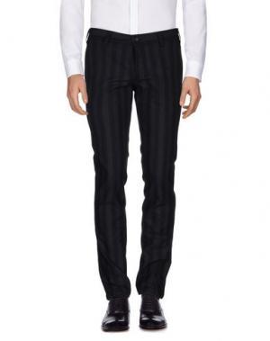 Повседневные брюки GUYA G.. Цвет: стальной серый