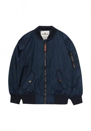 Куртка Tom Tailor. Цвет: синий