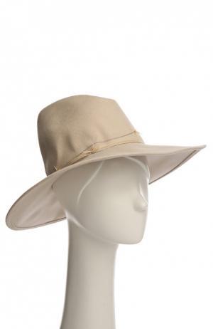 Шляпа Gigi Burris Millinery. Цвет: белый