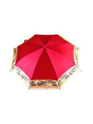 Зонты 1Azaliya. Цвет: бордовый, розовый
