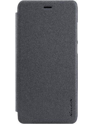 Чехол для Huawei P10 Lite Nillkin. Цвет: черный