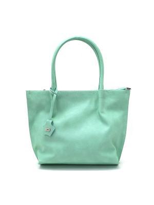 Сумка Solo true bags. Цвет: светло-зеленый