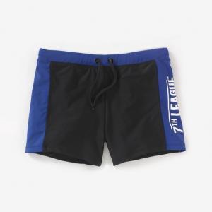 Плавки-шорты R TEENS Мини-цена. Цвет: черный