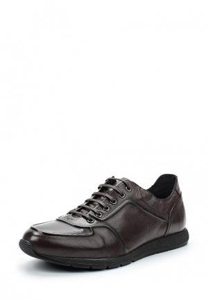 Кроссовки Marco Lippi. Цвет: коричневый