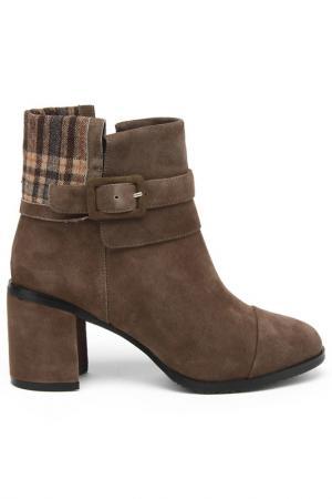 Ботинки Michele. Цвет: хаки
