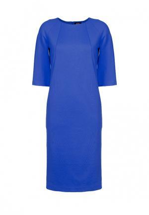 Платье Mayamoda. Цвет: синий
