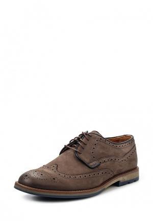 Туфли Giatoma Niccoli. Цвет: коричневый