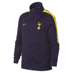 Футбольная куртка для школьников Tottenham Hotspur FC Franchise Nike. Цвет: пурпурный