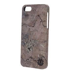 Чехол для iPhone  Vigor 5/5S Case Rock Element. Цвет: серый