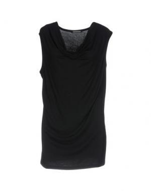 Короткое платье EMISPHERE. Цвет: черный