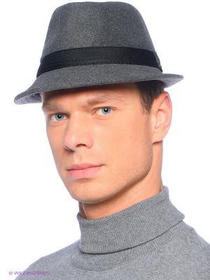 Шляпа Shapkoff. Цвет: серый