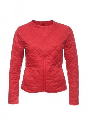 Куртка United Colors of Benetton. Цвет: красный