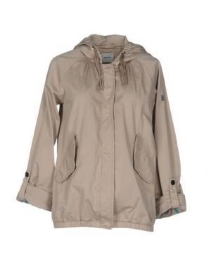 Куртка LEMPELIUS. Цвет: бежевый