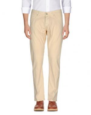 Повседневные брюки 2W2M. Цвет: слоновая кость