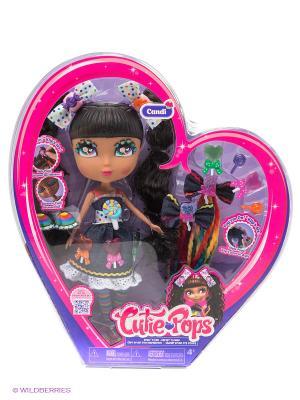 Набор Кьюти Попс Делюкс Кукла Кэнди с аксессуарами Jada. Цвет: фиолетовый, розовый