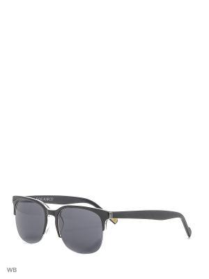 Очки солнцезащитные IS 11-384 07P Enni Marco. Цвет: коричневый