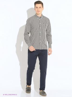 Рубашка MERC. Цвет: черный