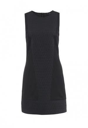Платье Byblos. Цвет: черный