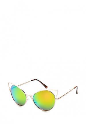 Очки солнцезащитные Noryalli. Цвет: разноцветный