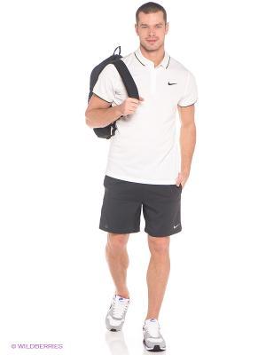 Шорты 7 DISTANCE SHORT (SP15) Nike. Цвет: антрацитовый