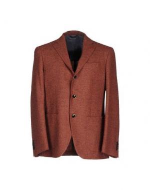 Пиджак SARTORIA LATORRE. Цвет: кирпично-красный